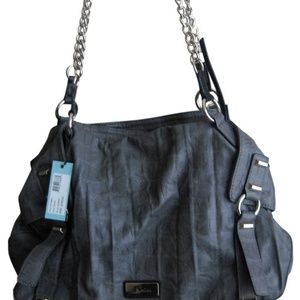 Guess By Marciano Grey Shoulder Bag